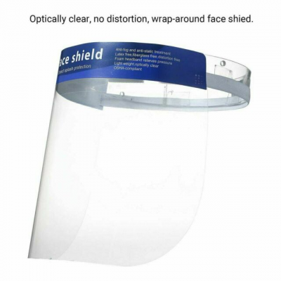 2 Pack Protective Face Sheilds