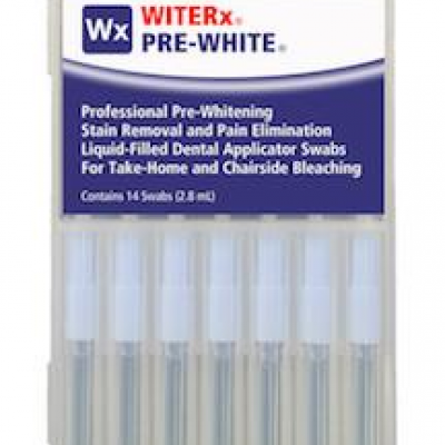 Xwhite Pre Treatment swabs