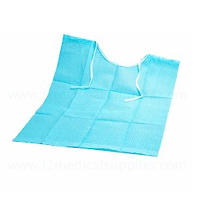 Disposable Bibs 25 Pack with tie back
